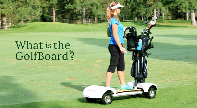 Golfboard Review Fun Alternative To Driving A Golf Cart