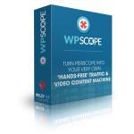 WPScope Review – New Periscope WordPress Plugin Worth It?