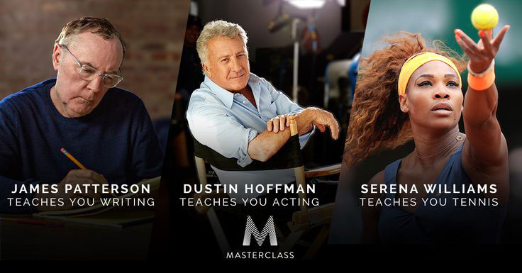 MasterClass Online Review - Online Classes From The World ...