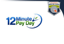 12 minute pay day