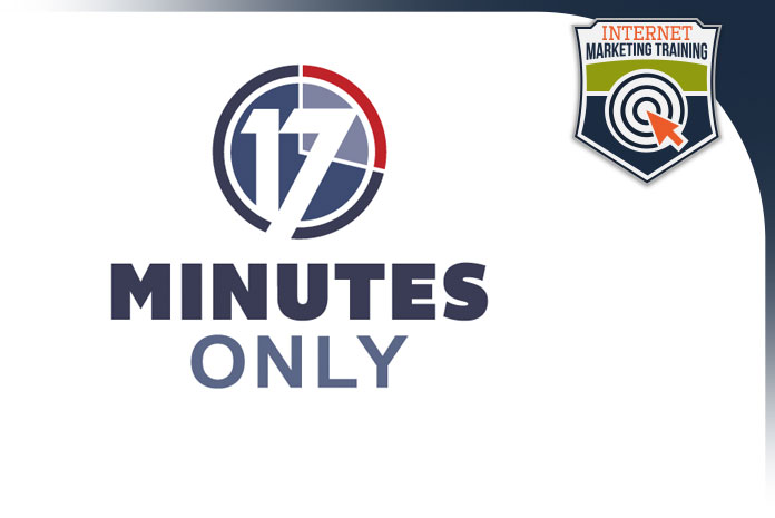 17 minutes only