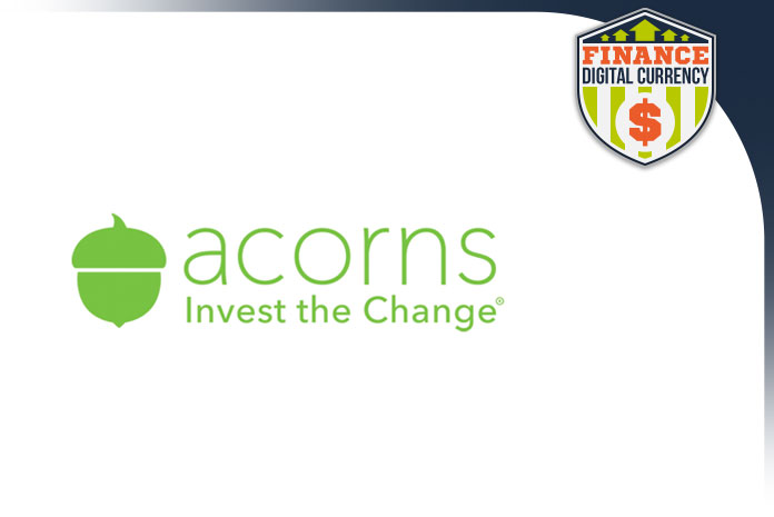 acorns invest the change