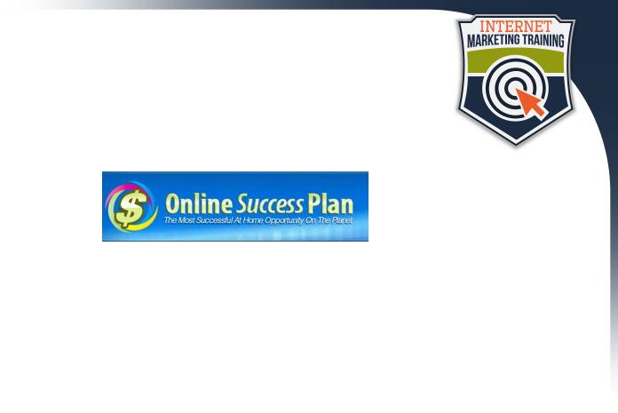 online succes plan