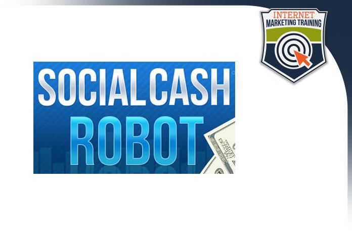 social cash robot
