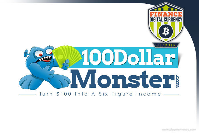 100 dollar monster