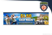 150 cash magic