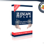 9-5 Escape Plan Review – Replace Day Job And Learn To Work From Home?