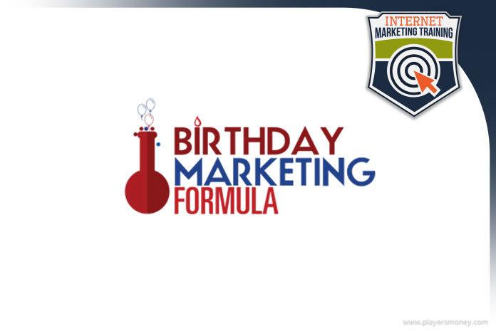birthday marketing formula