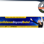Confidence Beyond Belief Review – Dr. Steve Jones Natural Self-Hypnosis?