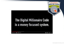 digital millionaire code