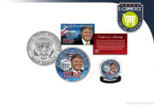 donald trump coin