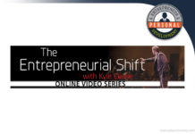 entrepreneurial shift