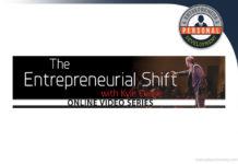 entrepreneurial shift