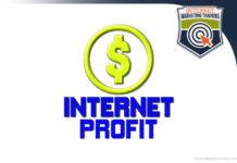 internet profit