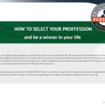 Job Selection Review – Choose The Right Career With Dr Kiric's e-Book?