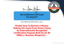 life coaching certified