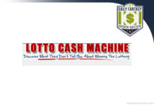 lotto cash machine system