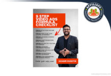 shaqir hussyin 9 step video ads formula
