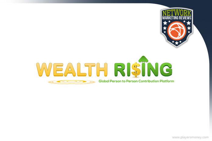 wealth rising