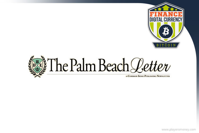 The Palm Beach Letter Review   Cryptocurrency Investing By Teeka