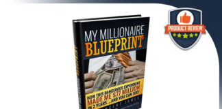 my millionaire blueprint book