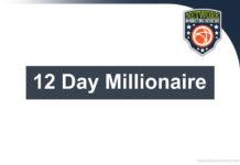 12 day millionaire