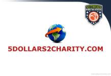 5 dollars 2 charity