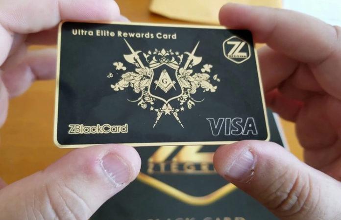 ZBlackCard Review: Legit Metal Prepaid Mastercard Debit Card